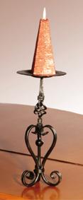 Kunstschmiede & Metallgestaltung Ernst Netzer Kerzenständer
