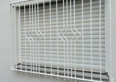 Kunstschmiede & Metallgestaltung Ernst Netzer Fenstergitter