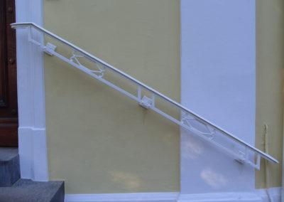 Kunstschmiede & Metallgestaltung Ernst Netzer Handlauf