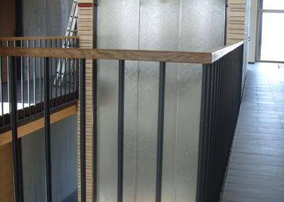 Kunstschmiede & Metallgestaltung Ernst Netzer Treppen und Geländer